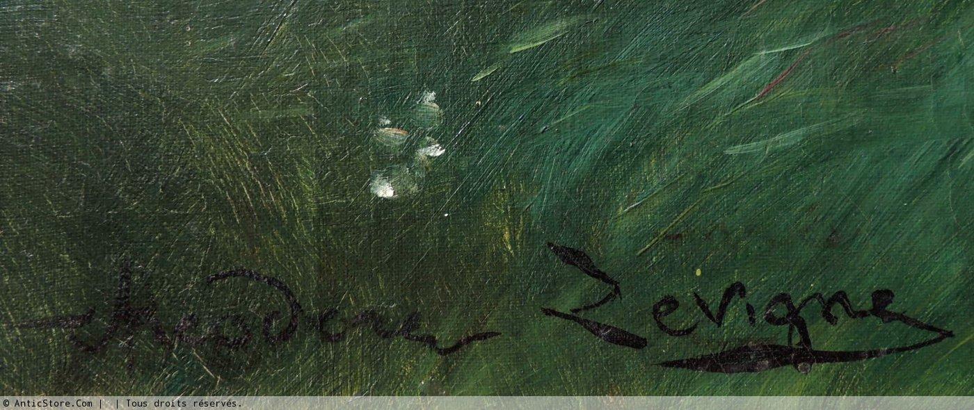 signature_de_theodore_Levigne