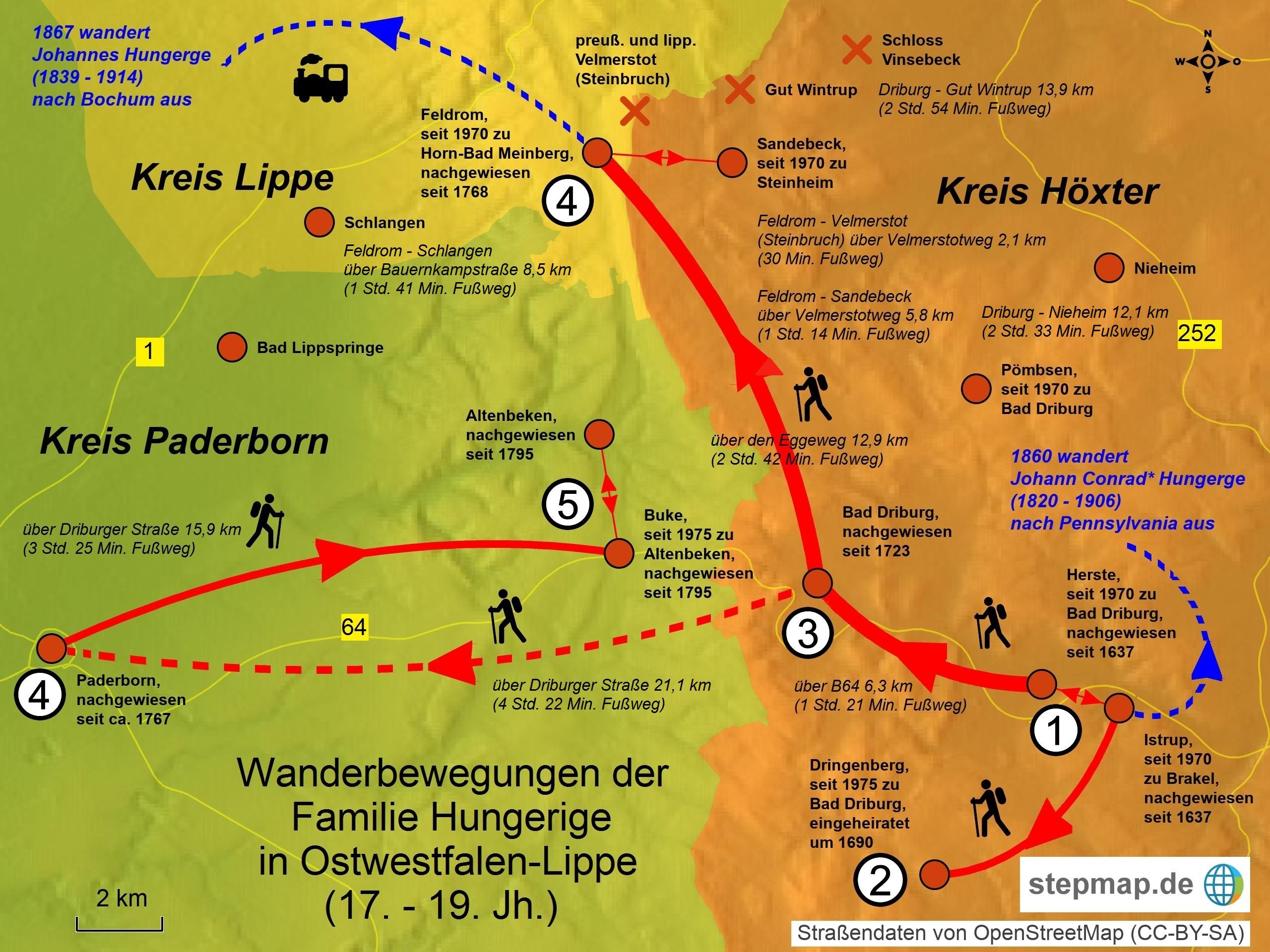 Genealogie von Heiko Hungerige - Geneanet