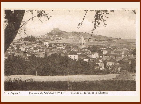 Yronde et Buron - 63472