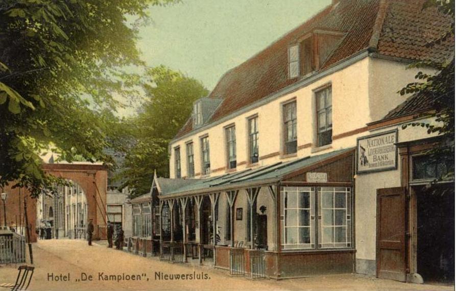 Hotel de Kampioen Nieuwersluis
