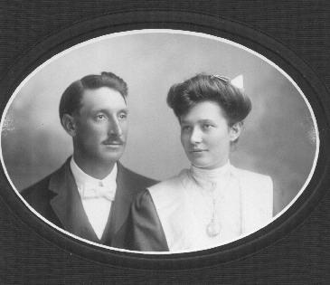 Bill Davis & Lizzie Chance