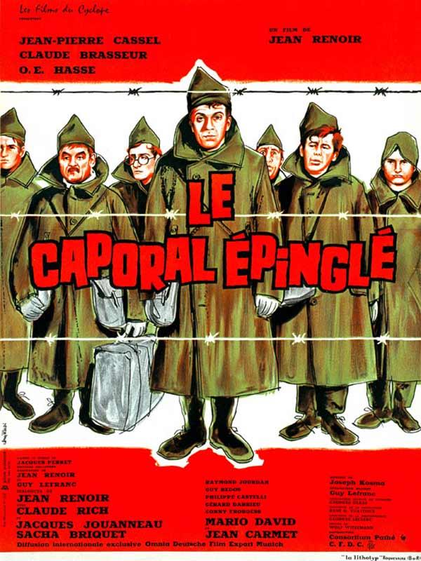 affiche du film de Jean Renoir