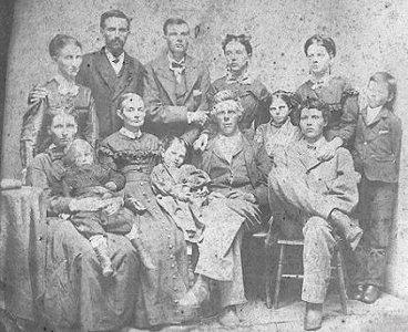 the John Meak Ashbaugh Family