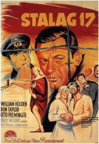 Affiche française du film de Billy Wilder