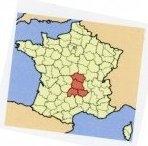 l'Auvergne en FRANCE