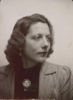 Jacky en 1945