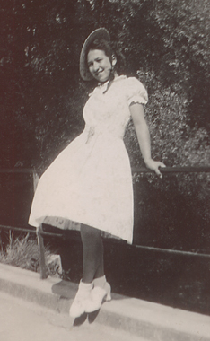 Margot  à 19 ans