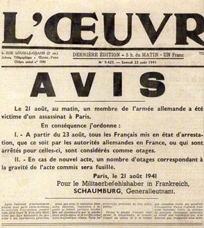 Décret du 21 août 1941