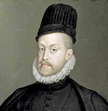 Felipe II von Habsburg, rey de España