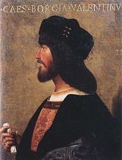 BORGIA César