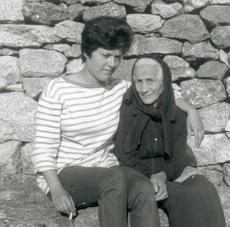 Marie Stefanine dite Stivanina dite Etiennette Desanti