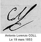 Antonio Lorenzo COLL