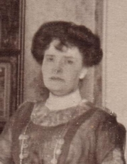 Marie Élisabeth dite Margot HAËNTJENS