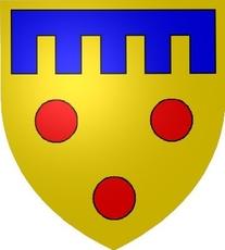 Pierre 1er de COURTENAY