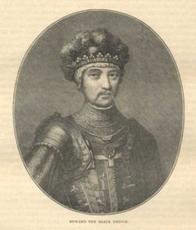 Édouard (Le Prince Noir) PLANTAGENÊT
