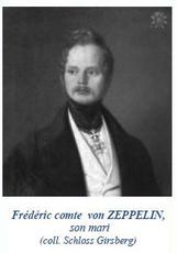 von ZEPPELIN Frédéric Jerome Wilhem Karl