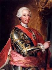 Carlos (Charles III) de Borbón y Farnese
