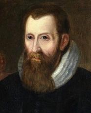 NAPIER John 1550-1617
