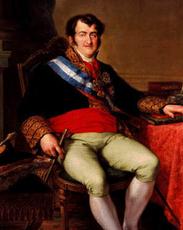 Fernando VII de Borbón, Rey de España