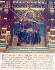 x Sancho III el Deseado rey de Castilla