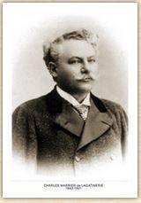Marrier de Lagatinerie Charles Jules Michel