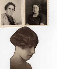 <b>Aline Marcelle</b> KERBART 1904-1976 - medium