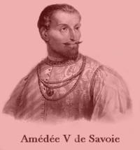 Amédée V de SAVOIE