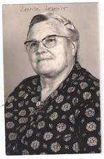 Louise <b>marie LEPETIT</b> 1899-1982 - medium