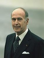 "GISCARD d'ESTAING ""Valéry"" Marie René Georges"