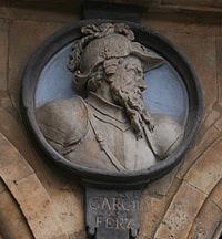 Garcia 1er Fernendez de CASTILLE