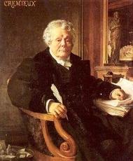"""CRÉMIEUX Isaac Jacob """"Adolphe"""""""