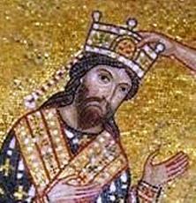 ROGER II (hauteville), roi de Sicile 1130-1154 SICILE (de) : Family ...