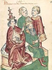 Brunon DE CARINTHIE  le Pape Grégoire V