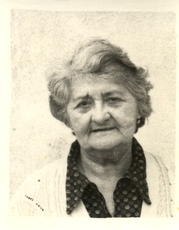 Marie Louise AGNELY