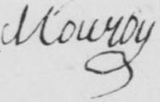 Jean Baptiste Louis Mourou