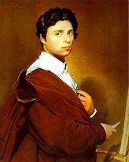 INGRES Jean Auguste Dominique
