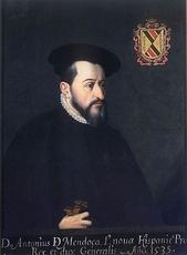 De Mendoza Antonio
