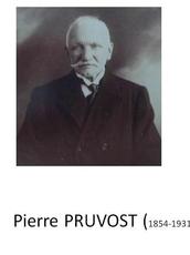 Pierre, Francois PRUVOST
