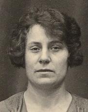 Suzanne Catherine TOUSSAINT