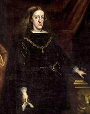 Carlos II, Rey de España