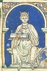 Henri Ii d'ANJOU de Plantagenêt