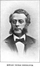 Hornblower Edward Thomas