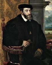 Carlos I, Rey de España