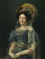 María di Borbone e Borbone di Borbone e Habsburg-Lorraine