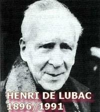 Sonier de Lubac Henri