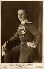 VON HOHENZOLLERN Joachim Karl Wilhelm Friedrich Leopold