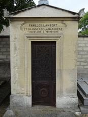 Louis René Antoine GRANGIER de La MARINIÈRE