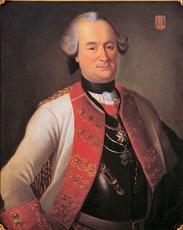 Johann Friedrich von Gustedt