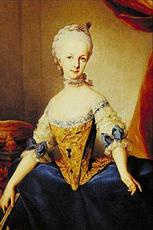 """Résultat de recherche d'images pour """"Marie-Jeanne Gabrielle d'Autriche"""""""