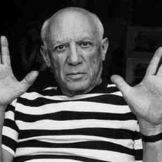 Picasso Pablo Diego José Francisco de Paula Juan Nepomuceno Cipriano de la Santísima Trinidad Ruiz